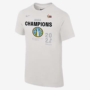 Chicago Sky Playera Nike WNBA para niños talla grande