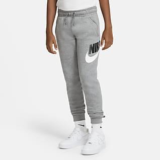 Nike Sportswear Club Fleece Kalhoty pro větší děti (chlapce)