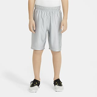 Nike Dri-FIT Graphic Shorts para niño talla grande