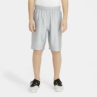 Nike Dri-FIT Graphic Shorts para niño talla grande
