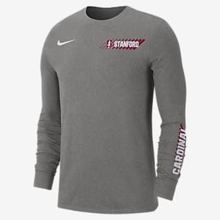 Nike College Dri-FIT (Stanford) Men's Long-Sleeve T-Shirt