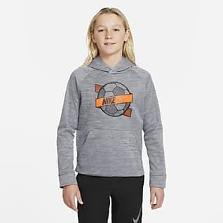 Nike Therma-FIT Big Kids' (Boys') Graphic Training Hoodie