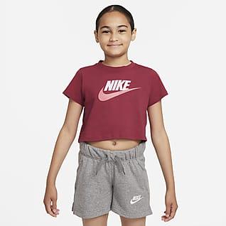 Nike Sportswear Camiseta corta - Niña