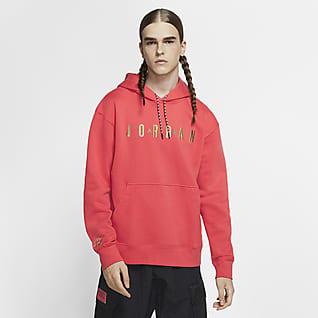 Jordan Sport DNA 男款 Fleece 套頭連帽上衣