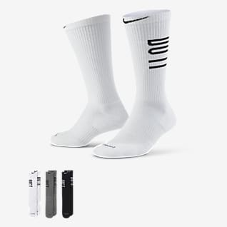 Nike Everyday Plus Cushioned Training Crew Socks (3 Pairs)