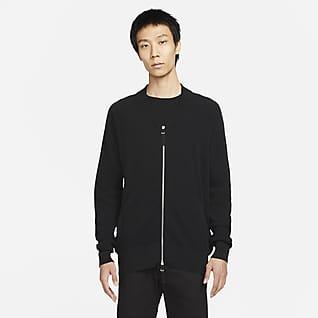 Nike ESC เสื้อคาร์ดิแกนอเนกประสงค์ซิปยาวผู้ชาย