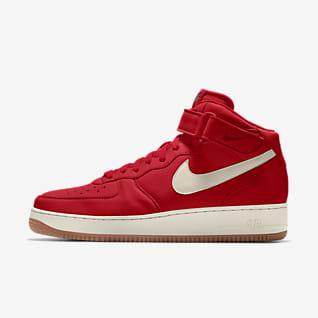 Nike Air Force 1 Mid By You Custom Shoe