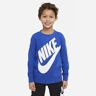 Nike Little Kids Long-Sleeve T-Shirt