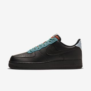 Nike Air Force 1 Low Supreme SP Huarache Black Purple,nike