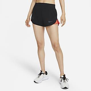 Nike Dri-FIT Run Division Tempo Luxe 女款跑步短褲