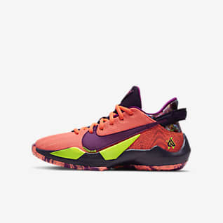 Freak 2 SE Big Kids' Basketball Shoe
