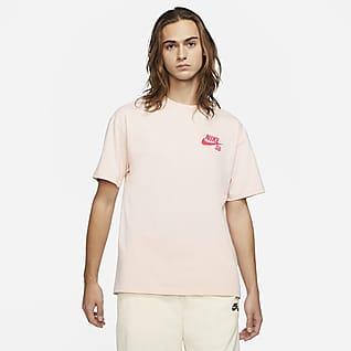 Nike SB Skateboard-T-Shirt mit Logo