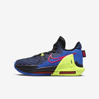 LeBron Witness 6 Big Kids' Basketball Shoes