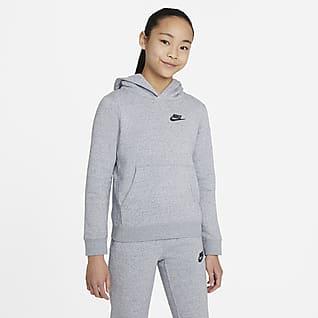 Nike Sportswear Zero Mikina s kapucí pro větší děti