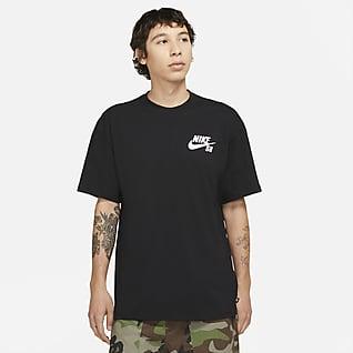 Nike SB Logolu Kaykay Tişörtü