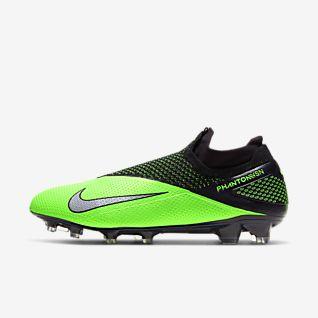 Negro Fútbol Calzado. Nike CL