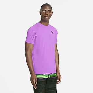 Nike Camiseta Hydroguard de natación de manga corta para hombre