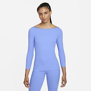 Nike Yoga Luxe Women's Long-Sleeve Top