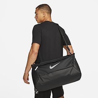 Nike Brasilia Treningsduffelbag i vinterutgave (liten)