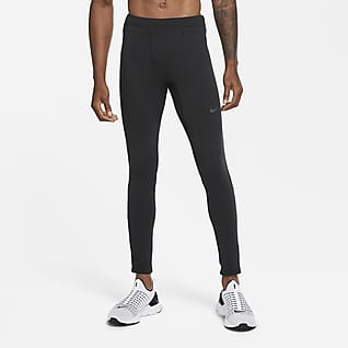 Nike Run Pánské běžecké legíny Thermal