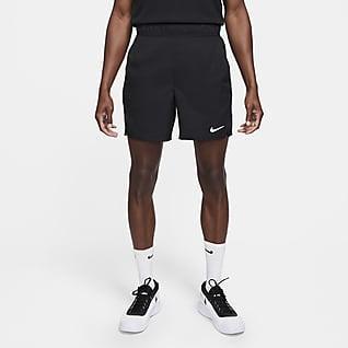 NikeCourt Dri-FIT Victory Shorts de tenis de 18 cm para hombre