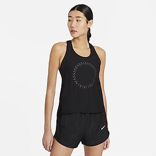 Nike Icon Clash Miler เสื้อกล้ามวิ่งผู้หญิง