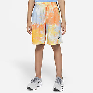 Nike Dri-FIT Big Kids' (Boys') Tie-Dye Training Shorts