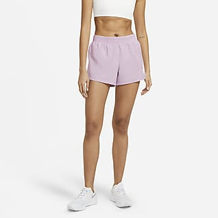 Nike Swoosh Run Pantalón corto de running - Mujer