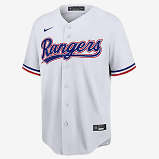 MLB Texas Rangers (Rougned Odor) Men's Replica Baseball Jersey