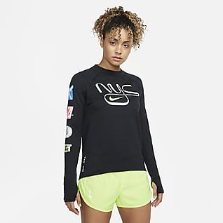Nike Therma-FIT Element NYC Women's Running Crew