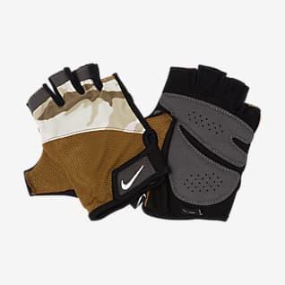 Nike Gym Damen-Trainingshandschuhe mit Print