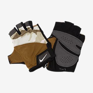 Nike Gym Damskie rękawice treningowe z nadrukiem