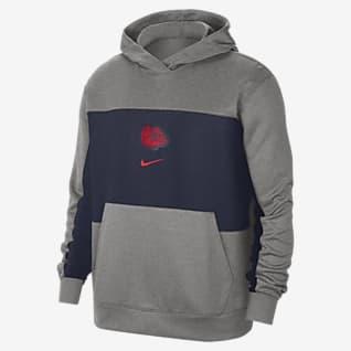 Nike Spotlight (Gonzaga) Men's Pullover Hoodie
