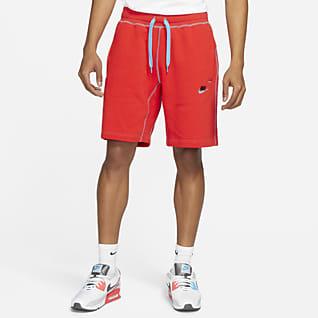 Nike Sportswear Klassisk fleeceshorts til herre