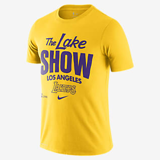 Los Angeles Lakers Mantra Men's Nike Dri-FIT NBA T-Shirt