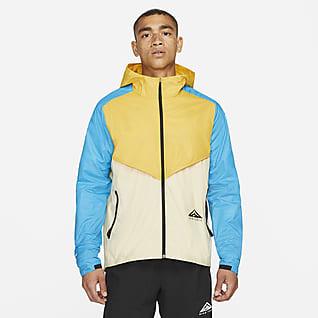 Nike Windrunner Мужская куртка для трейлраннинга