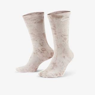 Nike Everyday Plus Κάλτσες μεσαίου ύψους με αντικραδασμική προστασία