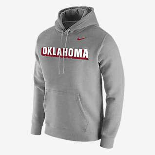 Nike College Club Fleece (Oklahoma) Men's Hoodie