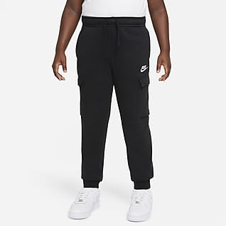 Nike Sportswear Club Pantalon cargo pour Garçon plus âgé (taille étendue)