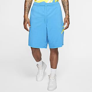 Jordan Jumpman Logo Мужские флисовые шорты