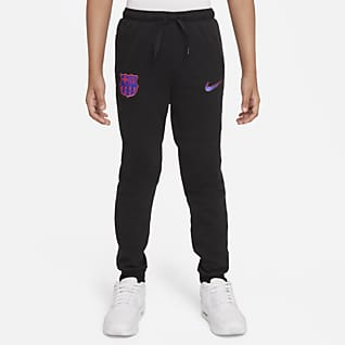 F.C. Barcelona Older Kids' Nike Dri-FIT Fleece Football Pants