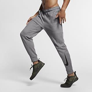 Nike Therma Pantalones de entrenamiento entallados para hombre