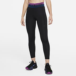 Nike Pro Women's Mid-Rise 7/8 Leggings