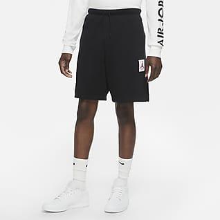Jordan AJ4 กางเกงขาสั้นผ้าฟลีซผู้ชายมีกราฟิก