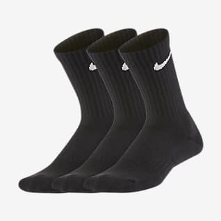 Nike Dri-FIT Little Kids' Crew Socks (3 Pairs)