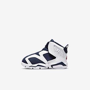 Jordan 6 Retro Little Flex รองเท้าทารก/เด็กวัยหัดเดิน