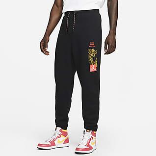 Jordan Essentials Mountainside Pantaloni con grafica - Uomo