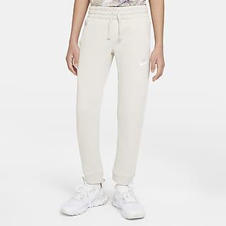 Nike Sportswear Club Calças em tecido moletão Júnior (Rapaz)
