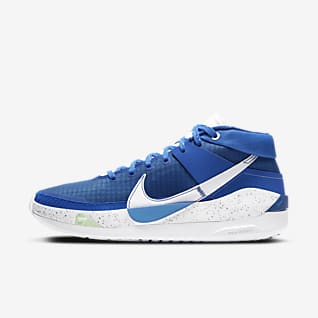 Alcalde Predecesor Fascinar  Blue Basketball Shoes. Nike.com