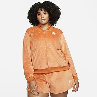 Nike Air Velour Chamarra para mujer de talla grande